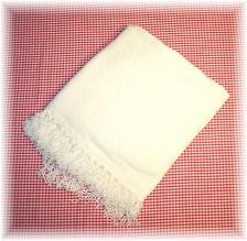 Chenille Baby Blanket
